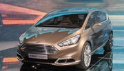 Ford S-Max Concept : lointain !