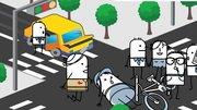 Inculquer les bons réflexes aux témoins d'un accident de la route