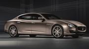 Maserati Quattroporte Ermenegildo Zegna Edition