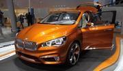 BMW: Le Concept Active Tourer Outdoor, fait pour l'aventure
