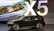 BMW X5 à Francfort