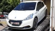 Peugeot 208 Hybrid FE : une consommation record certifiée par l'UTAC