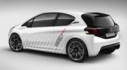 Peugeot 208 Hybrid FE : laboratoire écolo-sportif