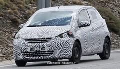 Peugeot 108 : La triplette se complète