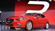 Mazda 3 III : première mondiale à Francfort
