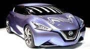 Le concept Friend-Me annonce une future berline compacte chez Nissan