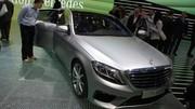 Mercedes S63 AMG: Une berline sportive comme avant