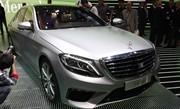 Mercedes S63 AMG : le confort à haute vitesse