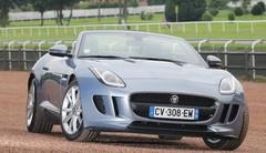 Essai Jaguar F-Type V6 3.0 340 ch 2013 : retour aux sources