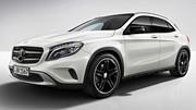 Série spéciale : Mercedes GLA Edition 1