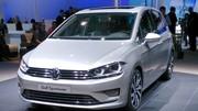 Premier contact Volkswagen Golf Sportsvan : Une hauteur d'avance