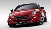 42900 euros pour le Peugeot RCZ R !