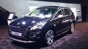 Peugeot 3008 restylée : Traitement en douceur
