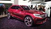 Citroën confirme le lancement d'un SUV dans la gamme DS pour 2015