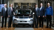 La BMW i3 : disponible et en production