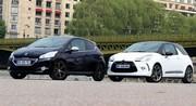 Essai Citroën DS3 Ultra Prestige vs. Peugeot 208 XY : Affaire de famille