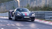 Porsche 918 Spyder : la production a débuté !