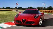 Alfa Romeo 4C : Lancement imminent