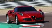 Alfa Romeo 4C : toutes les infos détaillées !