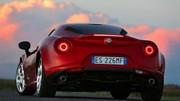 Tarif Alfa Romeo 4C : 51.500 € pour la France !