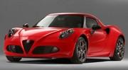 Tarif : Alfa Romeo 4C