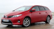 Essai Toyota Auris Touring Sports : break écolo