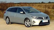 Essai Toyota Auris Touring Sports : Place nette... et propre