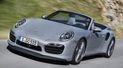 La Porsche 911 Turbo enlève le haut