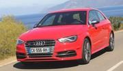 Audi S3 Coupé 2.0 TFSI S-Tronic 2013 : La survoltée chic !