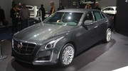 Cadillac CTS : exotique