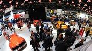 Salon de Francfort 2013 : Moins de visiteurs et de premières mondiales