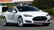 Tesla Model S : premières livraisons en France