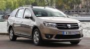 Essai vidéo Dacia Logan MCV : seule au monde