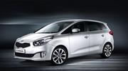 La Kia Carens décroche cinq étoiles aux crash-tests Euro NCAP