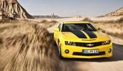 Essai Chevrolet Camaro : on achève bien les chevaux