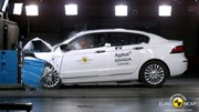 La Qoros 3 est la première voiture chinoise à décrocher les 5 étoiles à l'EuroNCAP