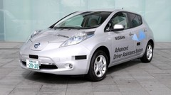 Nissan LEAF : un exemplaire semi-autonome immatriculé au Japon