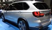 Le BMW X5 eDrive sera produit