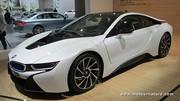 Les belles promesses de la BMW i8 hybride rechargeable