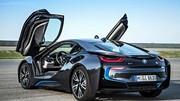 BMW i8 : sur la route