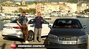 Emission Turbo : Audi S3; 4C; Mazda3; 370Z Nismo
