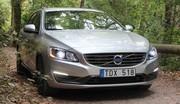 Essai Volvo V60 : retour à la raison