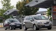 Le futur Citroën C3 Picasso pourrait être produit par Opel