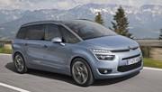 Essai Citroën Grand C4 Picasso : Sept à la maison !