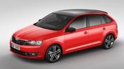 Skoda Rapid : une variante coupé prévue pour l'année prochaine ?