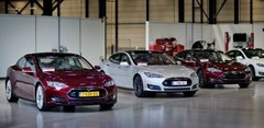 Norvège: la Tesla S, modèle le plus vendu en septembre