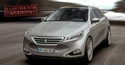 Peugeot veut son grand crossover : le 6008