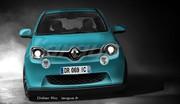 Nouvelle Renault Twingo III 2014