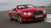 Essai Bentley Continental GTC Speed (2013) : La vitesse sans complexe