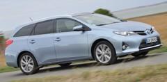 Essai Toyota Auris Touring Sports : le break en version hybride
